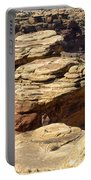 Slickrock Canyon Formations Portable Battery Charger