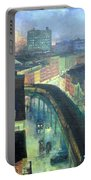 Sloan's The City From Greenwich Village Portable Battery Charger