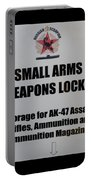 Small Arms Signage Russian Submarine Portable Battery Charger