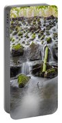 Small Cascade In Marlay Park Portable Battery Charger