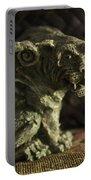 Small Gargoyle Or Grotesque Portable Battery Charger