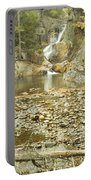 Smalls Falls In Autumn Western Maine Portable Battery Charger