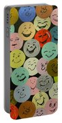 Smilies Portable Battery Charger