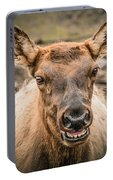 Smiling Elk Portable Battery Charger