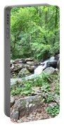 Smith Creek Downstream Of Anna Ruby Falls - 2 Portable Battery Charger