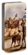 Smithfield Drover, From The Costumes Portable Battery Charger