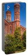 Smithsonian Castle Wall Portable Battery Charger