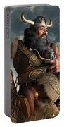 Smoking Dwarf Portable Battery Charger