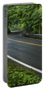 Smoky Mountain Road After Spring Rain E70 Portable Battery Charger