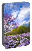 Smoky Mountain Spring Portable Battery Charger
