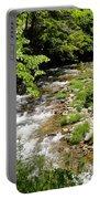 Smoky Mountain Stream Portable Battery Charger