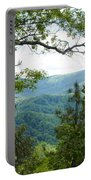Smoky Mountain View Laurel Falls Trail Portable Battery Charger