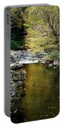 Smoky Mountian River Portable Battery Charger