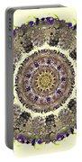 Snake Mandala Portable Battery Charger