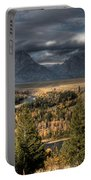Snake River Storm Portable Battery Charger