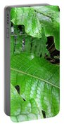 Snake Skin Plant Portable Battery Charger