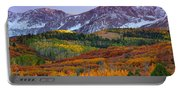 Sneffels Sunrise Portable Battery Charger