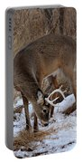 Sniffing Stag Portable Battery Charger