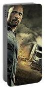 Snitch Dwayne Johnson  Portable Battery Charger