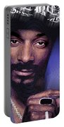 Snoop And Lyrics Portable Battery Charger
