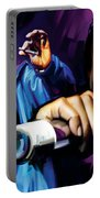 Snoop Dogg Artwork Portable Battery Charger