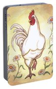 Snooty The Rooster Two Portable Battery Charger