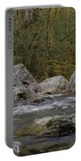 Snoqualmie River Portable Battery Charger