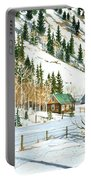 Snow Bound Portable Battery Charger