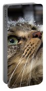 Snow Cat Portable Battery Charger