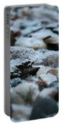 Snow Dusted Portable Battery Charger