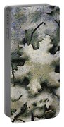 Snow Flake 04 Photo Art Portable Battery Charger