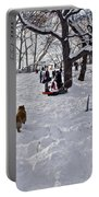 Snow Fun Portable Battery Charger