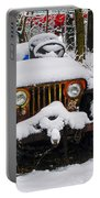 Snow Jeep Portable Battery Charger