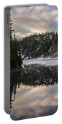 Snow Lake Last Fog Portable Battery Charger