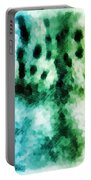 Snow Leopard Eyes 2 Portable Battery Charger
