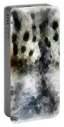 Snow Leopard Eyes Portable Battery Charger