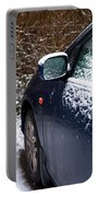 Snow On Car Portable Battery Charger