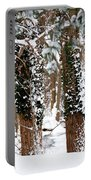 Snow On Tress 2 Portable Battery Charger