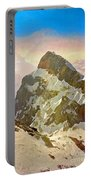 Snow Peaks Of Mount Titlis Portable Battery Charger