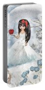 Snow White Portable Battery Charger