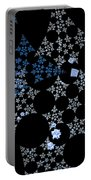 Snowflakes By Jammer Portable Battery Charger