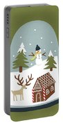 Snowglobe Portable Battery Charger