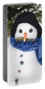 Snowman Portable Battery Charger