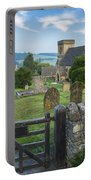 Snowshill Morning Portable Battery Charger