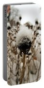 Snowy Cap Portable Battery Charger