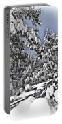 Snowy Dreams  Portable Battery Charger
