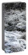 Snowy Mountain Stream V2 Portable Battery Charger
