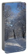 Snowy Trail Portable Battery Charger