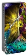 Off To Neverland Portable Battery Charger