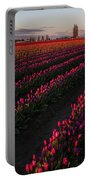 Soaring Spring Colors In Skagit Portable Battery Charger